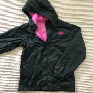 THE NORTH FACE Girls Rain Jacket